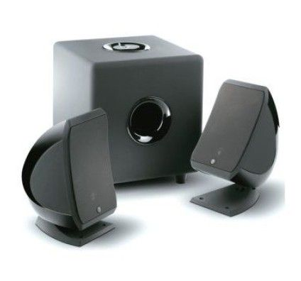 Focal Pack sib 2.1 Actif jet (Black)