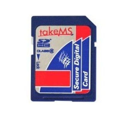 Take MS SDHC 8Go Class 6