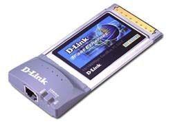 D-Link DFE-690TXD PCMCIA 10/100 32Bits