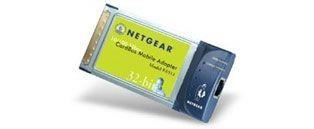 Netgear FA511 Carte Réseau PCMCIA