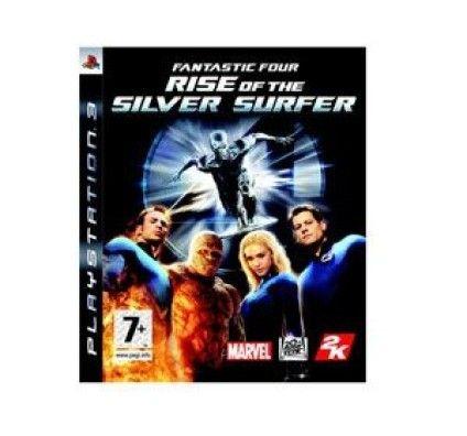 Les 4 Fantastiques et le Surfer d'Argent - Playstation 3