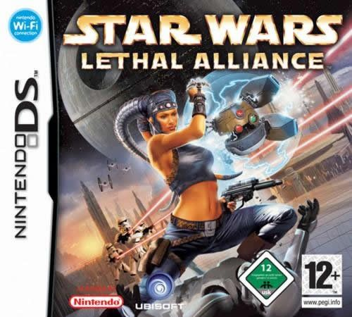 Star Wars : Lethal Alliance - Nintendo DS