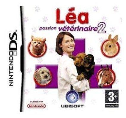 Léa Passion Vétérinaire 2 - Nintendo DS