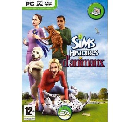 Les Sims : Histoires d'Animaux - Mac