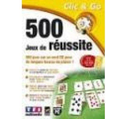 500 Jeux de réussite - PC
