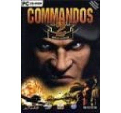 Commandos 2 : Men of Courage - Playstation 2