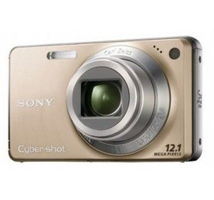 Sony Cyber-Shot DSC-W270 (Or)