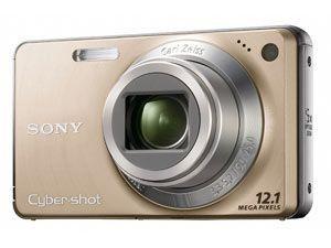 Sony Cyber-Shot DSC-W270 (Or)