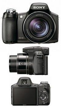 Sony Cyber-Shot DSC-HX1 (Black)