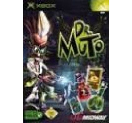 Dr Muto - Playstation 2