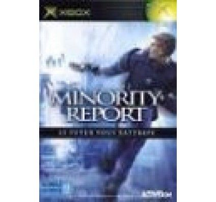 Minority report - Game Cube