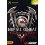 Mortal Kombat : Deadly Alliance - Game Boy Advance