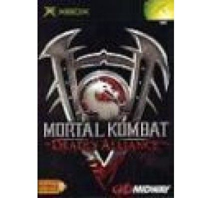 Mortal Kombat : Deadly Alliance - Playstation 2