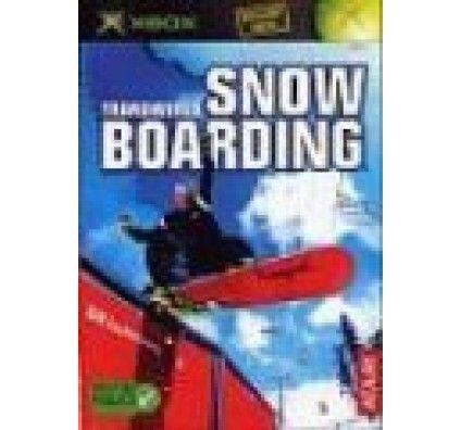 Transworld snowboarding - XBox