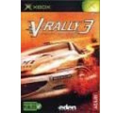 V-Rally 3 - Game Boy Advance