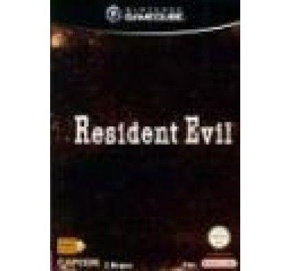 Resident Evil - Game Cube