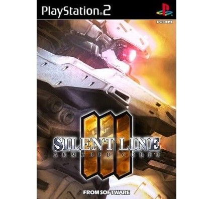 Armored Core 3 : Silent Line - Playstation 2
