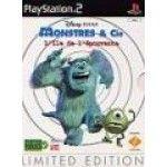 Monstres et Cie : l'île de l'épouvante - Playstation 2