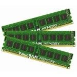 Kingston Value DDR3-1333 CL9 3Go (3x1Go)