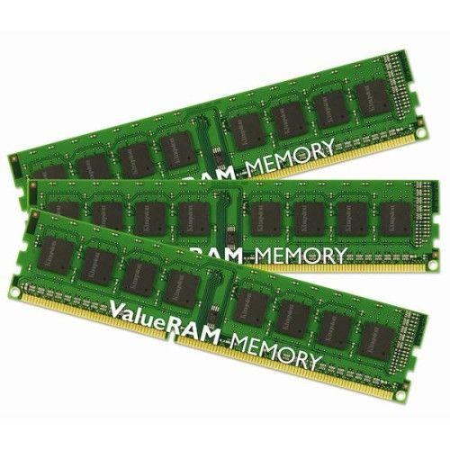 Kingston Value DDR3-1333 CL9 3Go (3x1Go)