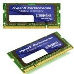 Kingston So-Dimm HyperX PC6400 2Go (2x1Go)