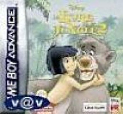 Le Livre De La Jungle 2 - Game Boy Advance