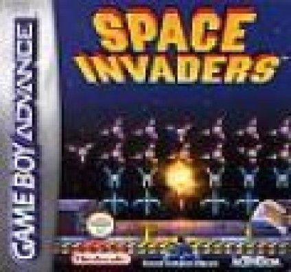 Space Invaders - Game Boy Advance