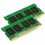 Kingston So-Dimm PC8500 8Go (2x4go)