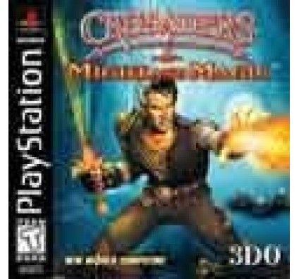 Crusaders of Might and Magic - Playstation