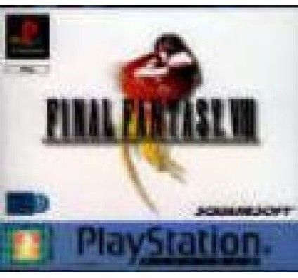 Final Fantasy VIII - Playstation