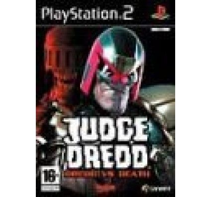 Judge Dredd : Dredd vs Death - Game Cube