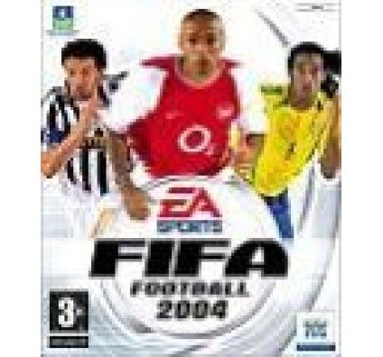 Fifa 2004 - Game Cube