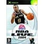 NBA Live 2004 - Game Cube
