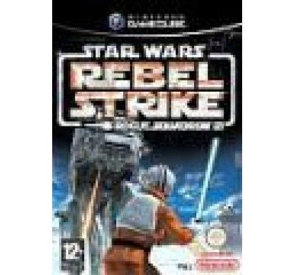 Star Wars Rogue Squadron 3 : Rebel Strike - Game Cube