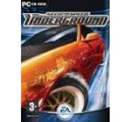 Need for Speed : Underground - Game Cube