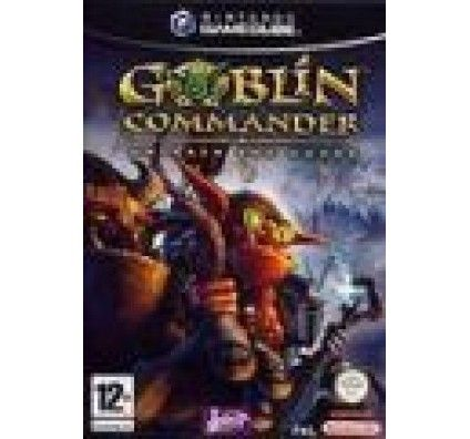 Goblin Commander : Unleash the Horde - Playstation 2