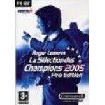 Roger Lemerre : La sélection des champions 2005 - XBox
