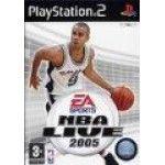NBA Live 2005 - Game Cube