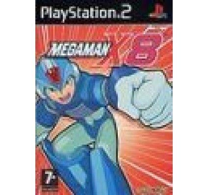 Megaman X8 - Playstation 2