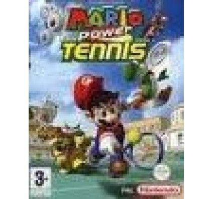 Mario Power Tennis - Game Cube