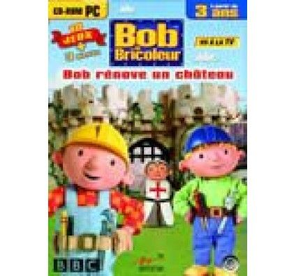 Bob le Bricoleur : Bob rénove un château - PC