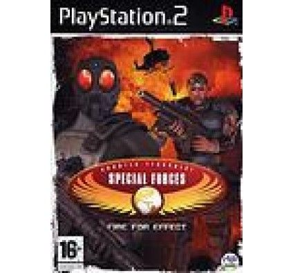 CT Special Forces : Fire for effect - Playstation 2