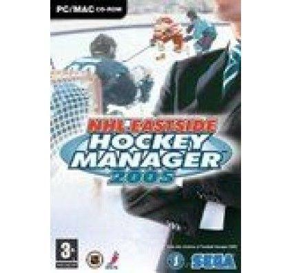 NHL Eastside hockey Manager 2005 - Mac