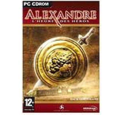 Alexandre : l'heure des héros - PC