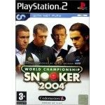 World Championship Snooker 2004 - Playstation 2