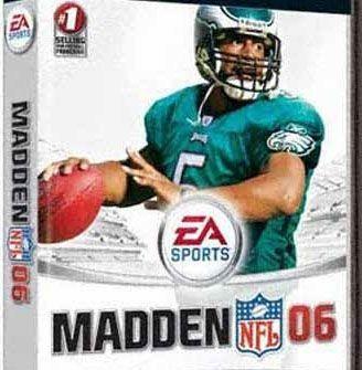 Madden NFL 2006 - PSP