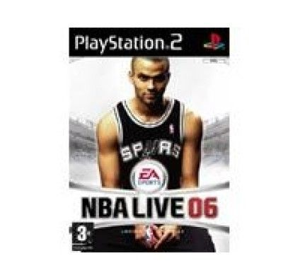 NBA Live 06 - Playstation 2