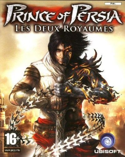 Prince of Persia 3 : Les Deux Royaumes - Game Cube