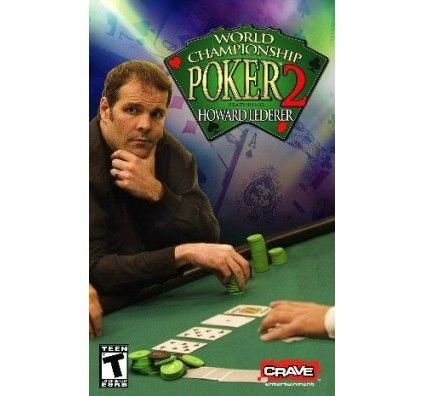 World Championship Poker 2 : Featuring Howard Lederer - Playstation 2