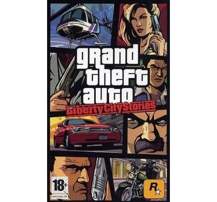Grand Theft Auto : Liberty City Stories - PSP